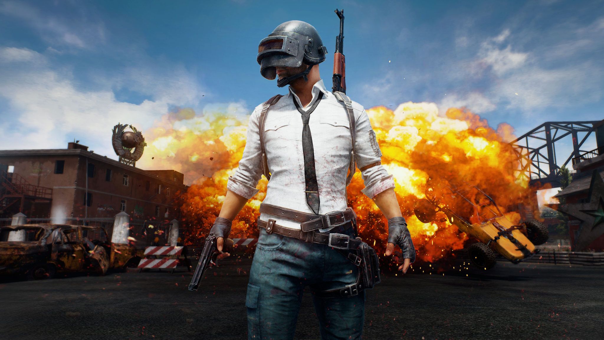PUBG Mobile great multiplayer game