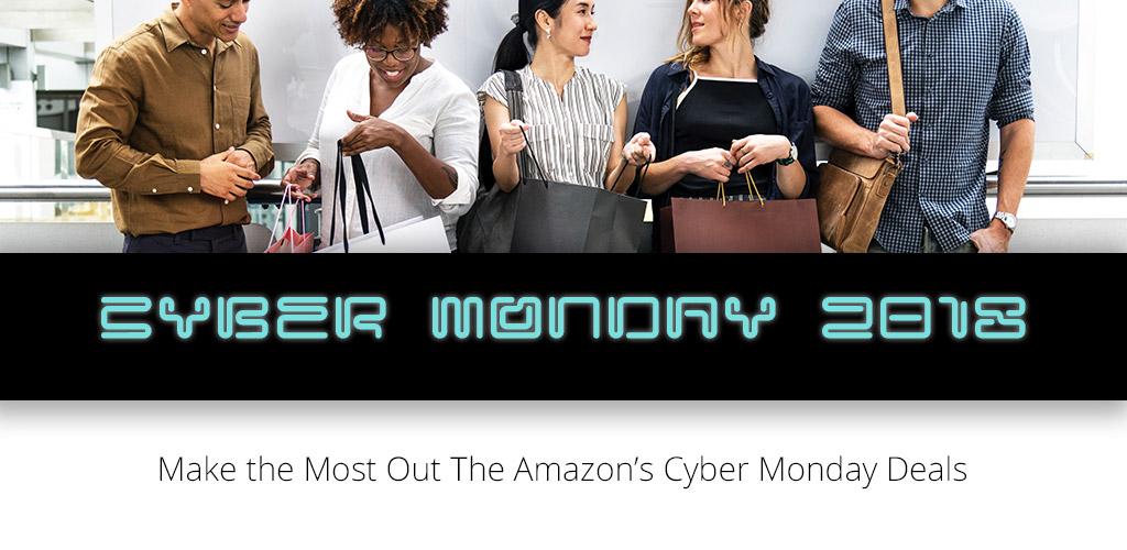 Amazon CyberMonday2018 Deals