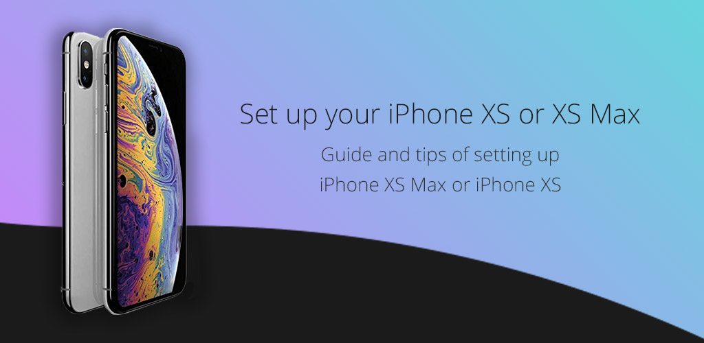 Setting up: how to get started with the Xs