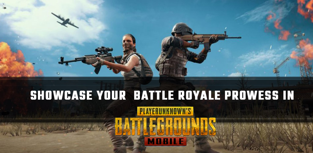 Showcase your battle royale prowess in PUBG Mobile