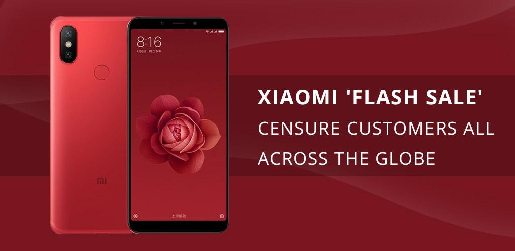 Xiaomi Criticized for Holding Fake Flash Sale