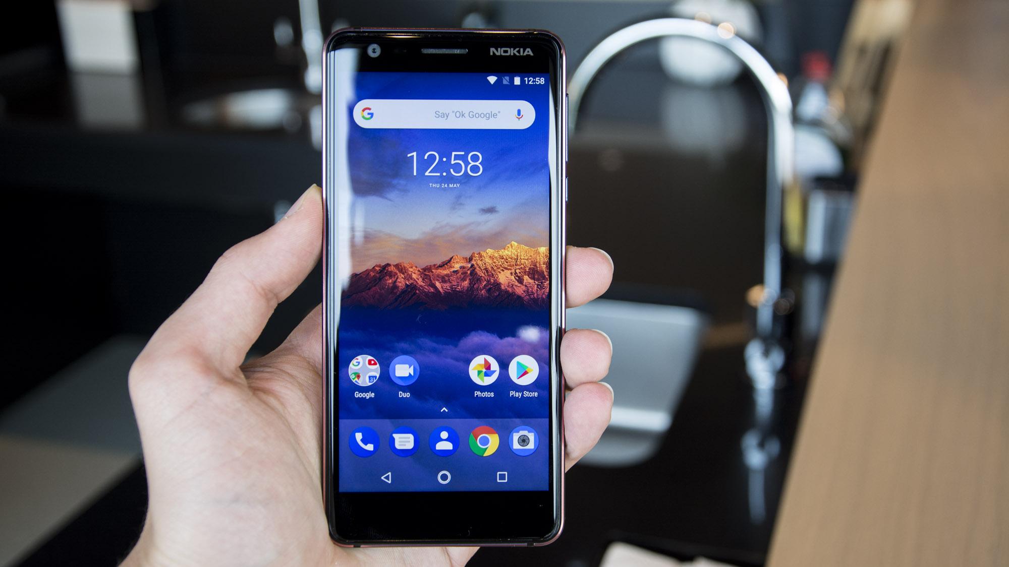 Nokia 3.1 plus Android One