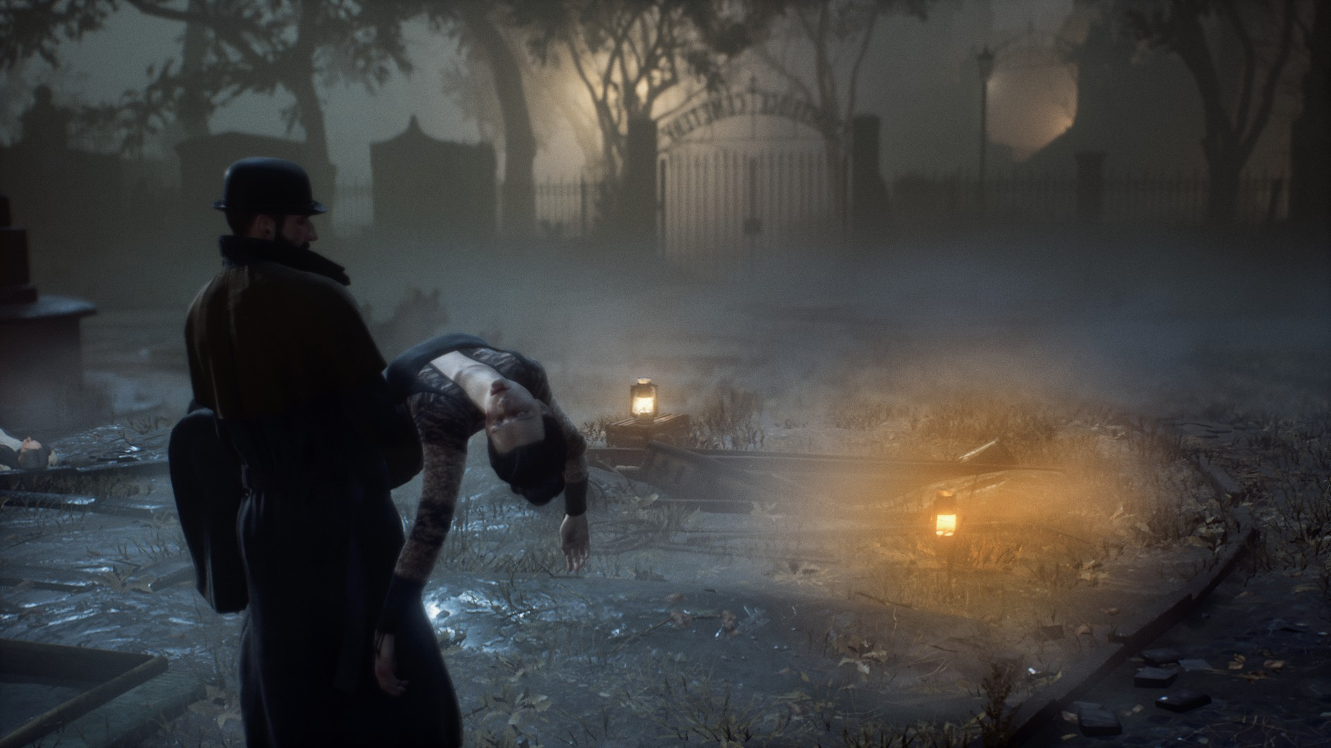 Become a true Vampyr and experience a stunning story
