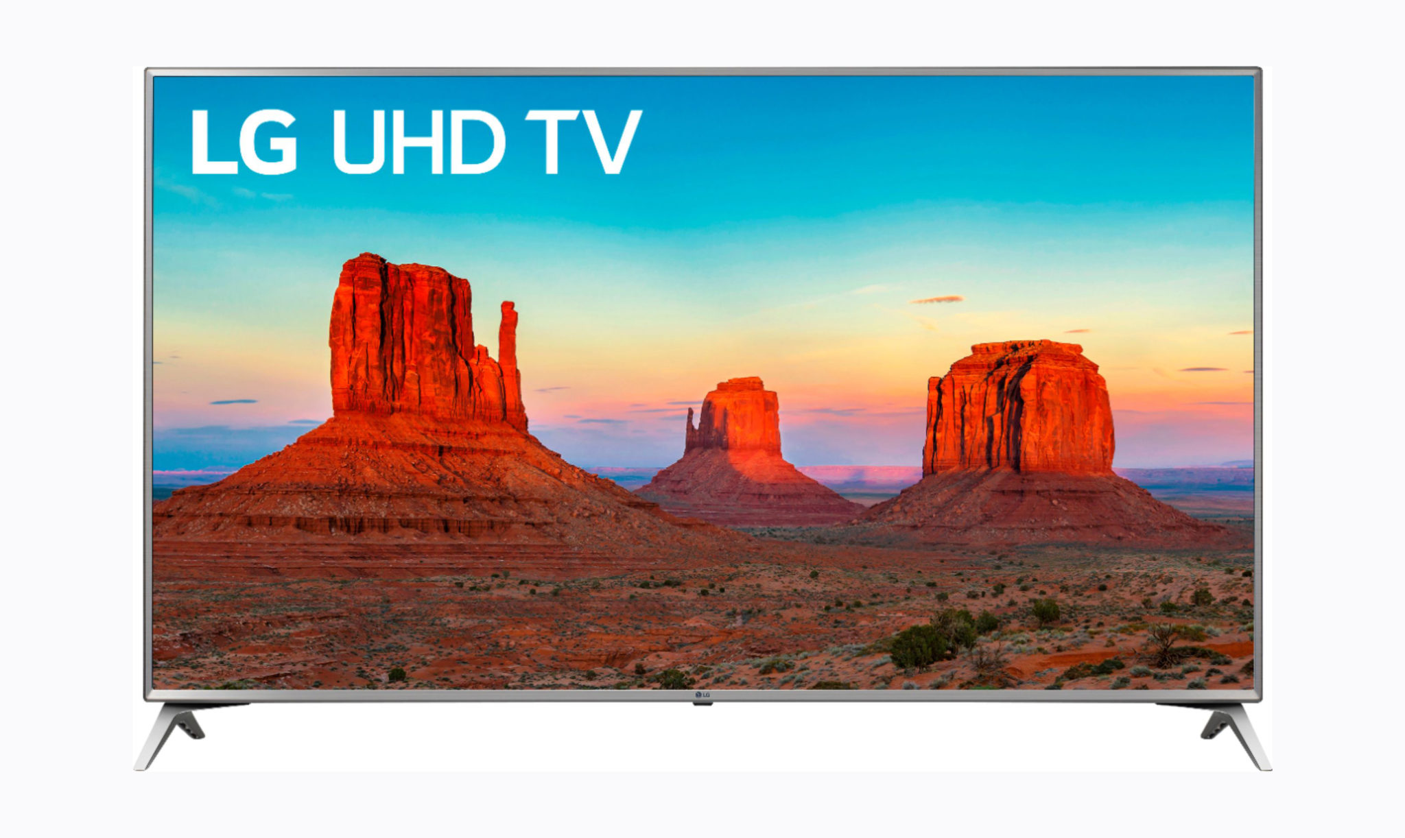 70 Inches LG 4K Smart UHD with HDR