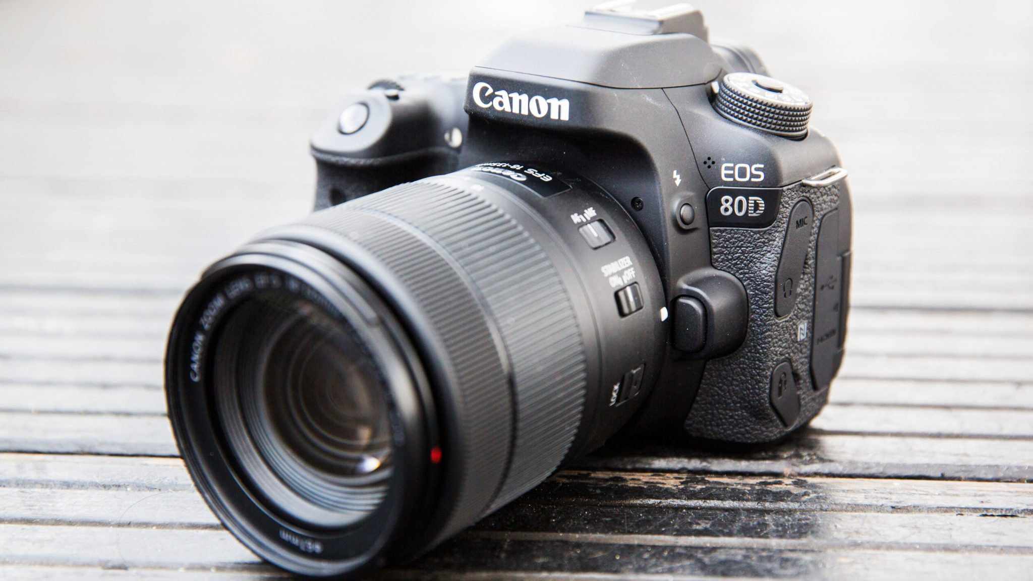 Canon EOS 80D – compact, digital SLR for exploring the new arena of photography