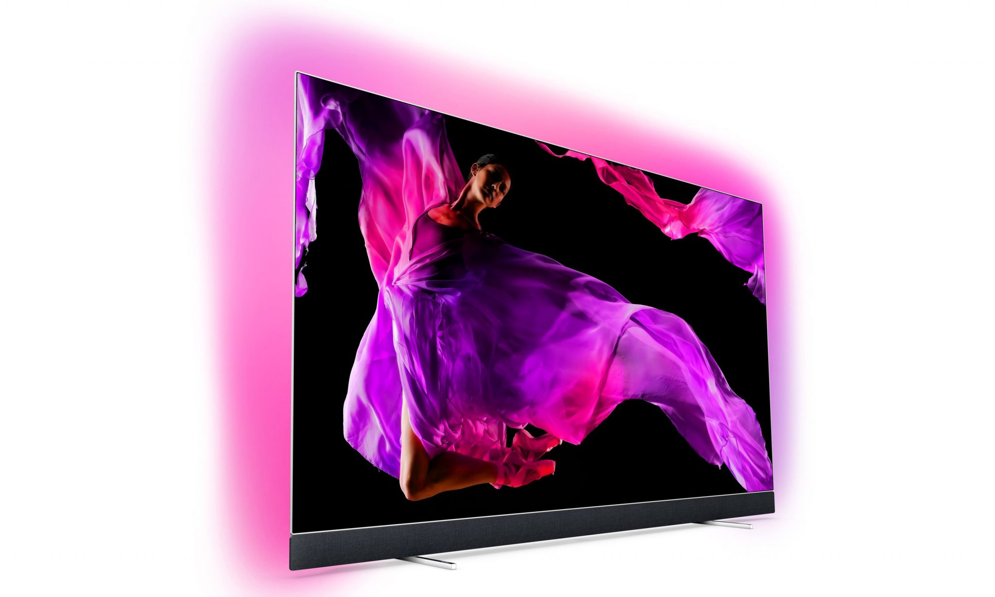 Philips OLED+ 903 TV- the matchless treat for your eyes