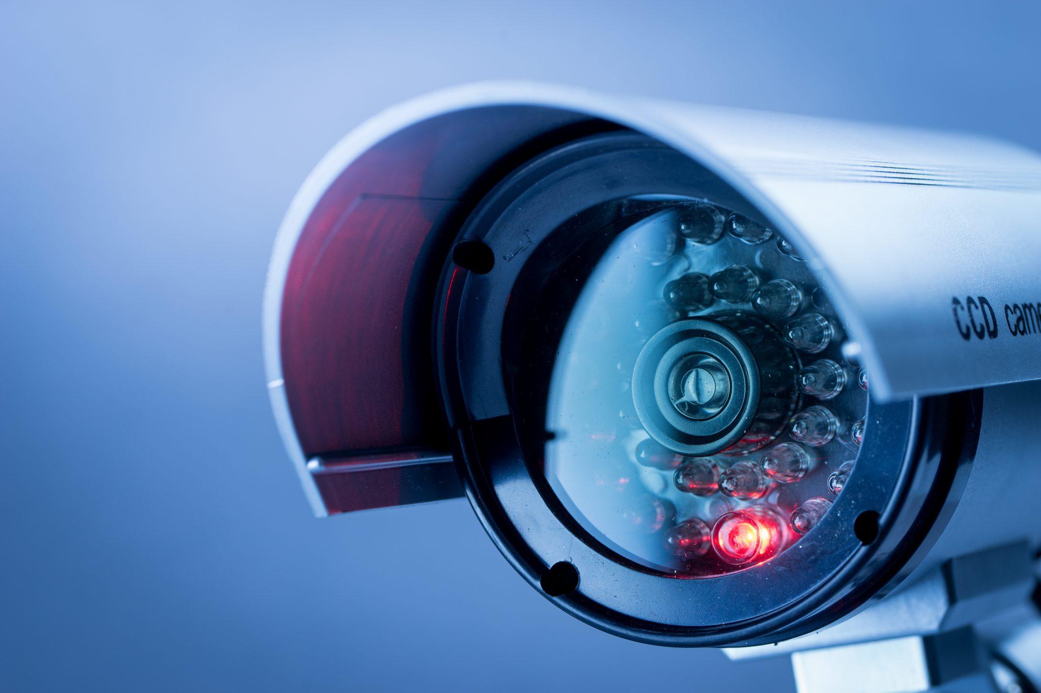 Система видеонаблюдения с IP-камерой безопасности