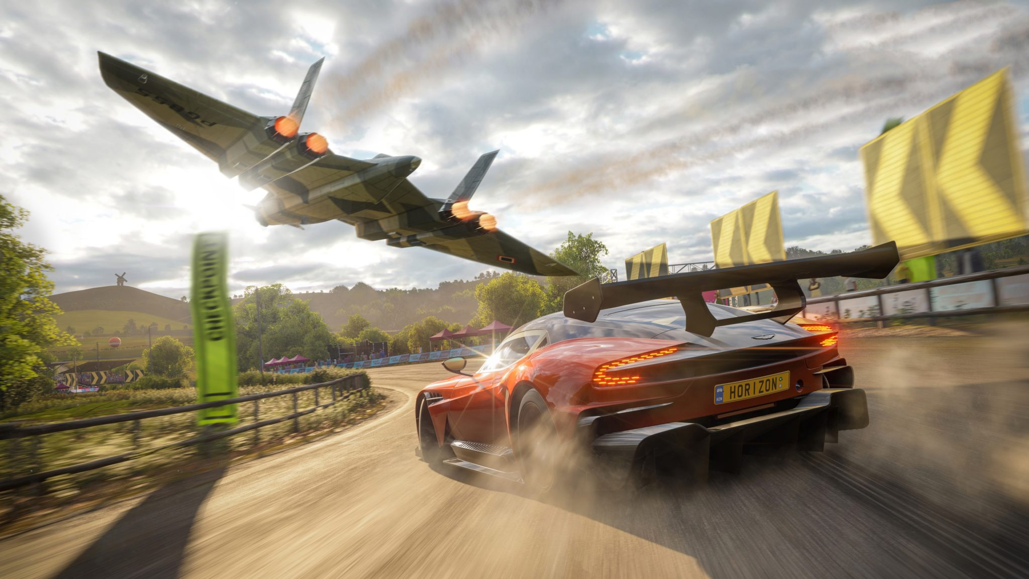 Forza Horizon 4 or racing reborn!