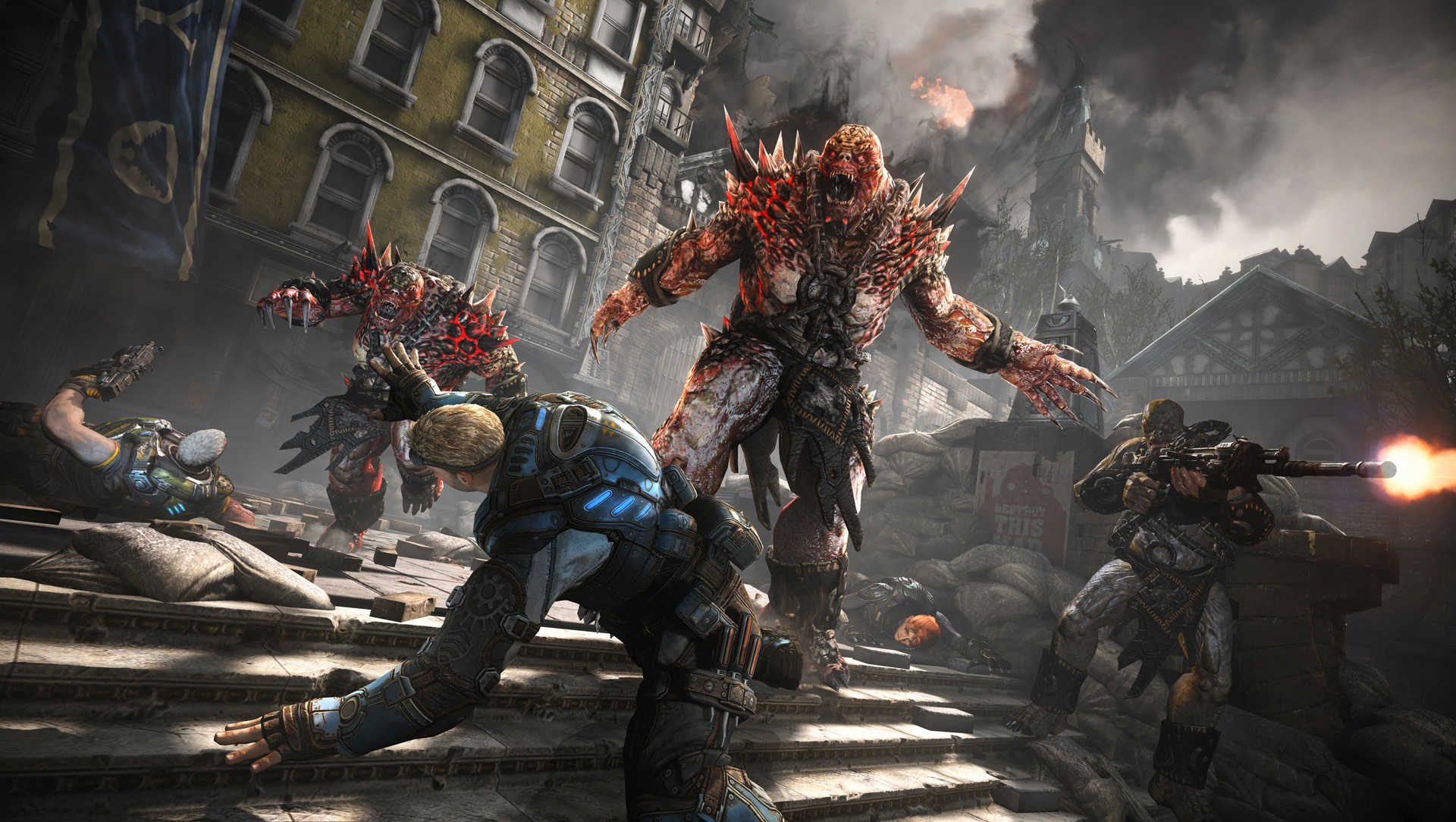 Gears of War: 4 Game