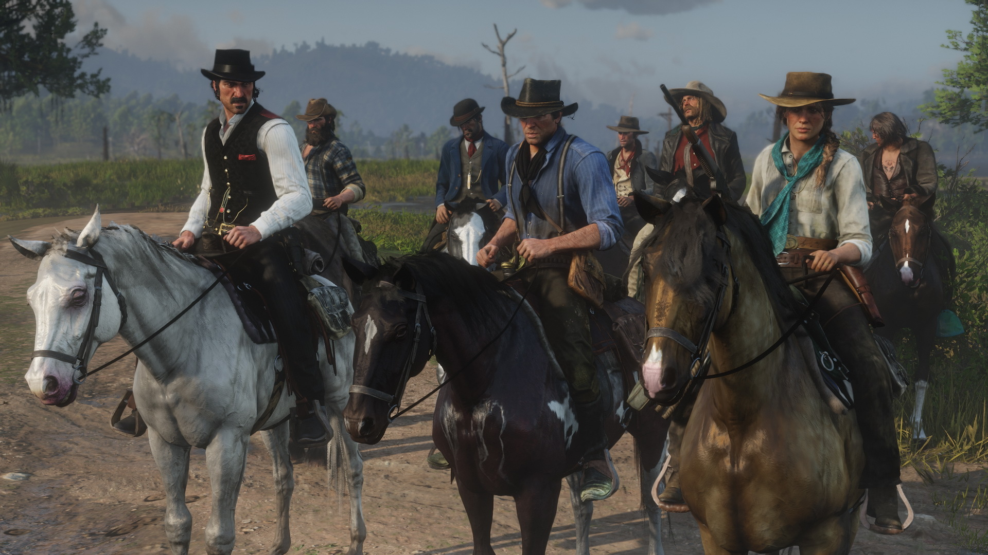 Success of Red Dead Redemption 2