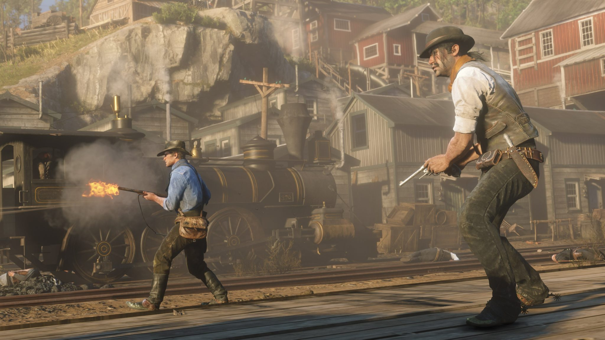 Red Dead Redemption 2 was a huge hit in games