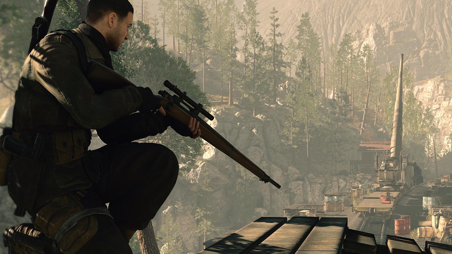 Sniper Elite 4 Game