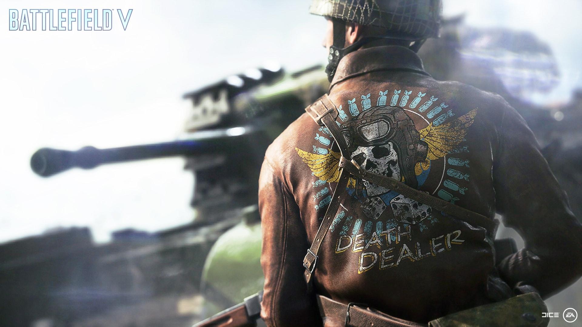 Battlefield V Game Up gradation