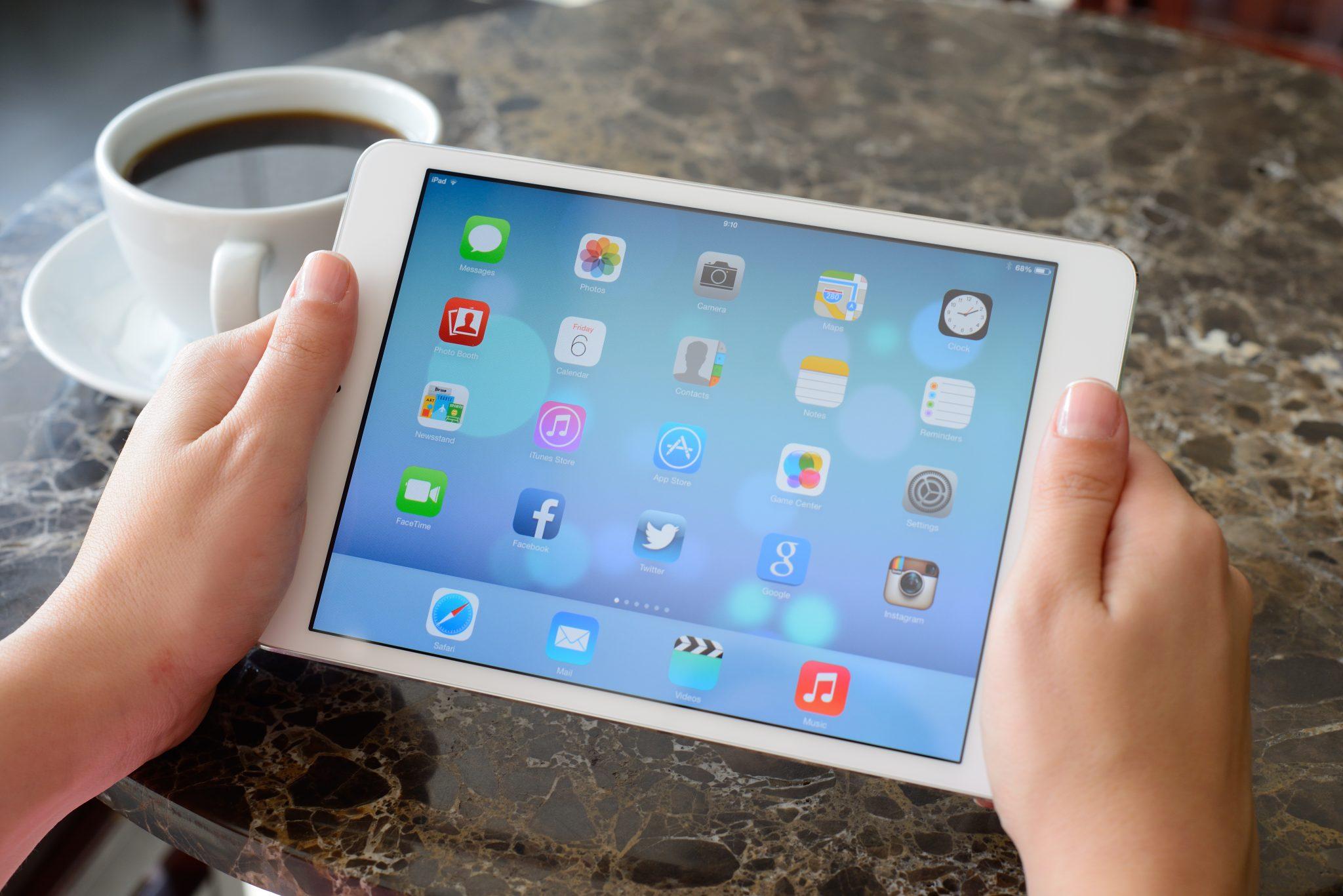 iPad mini 4 high performance