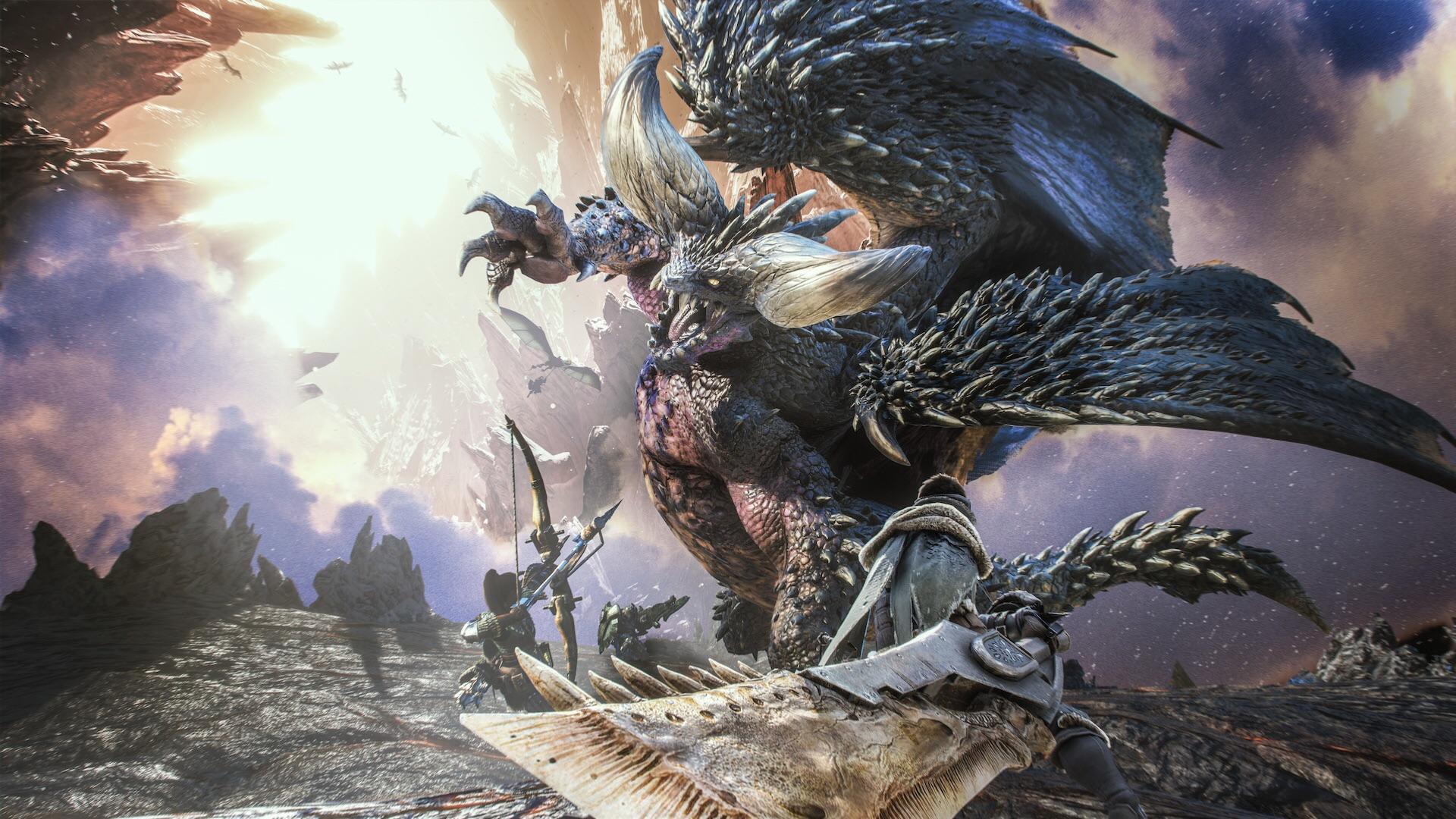 Monster Hunter: World Game