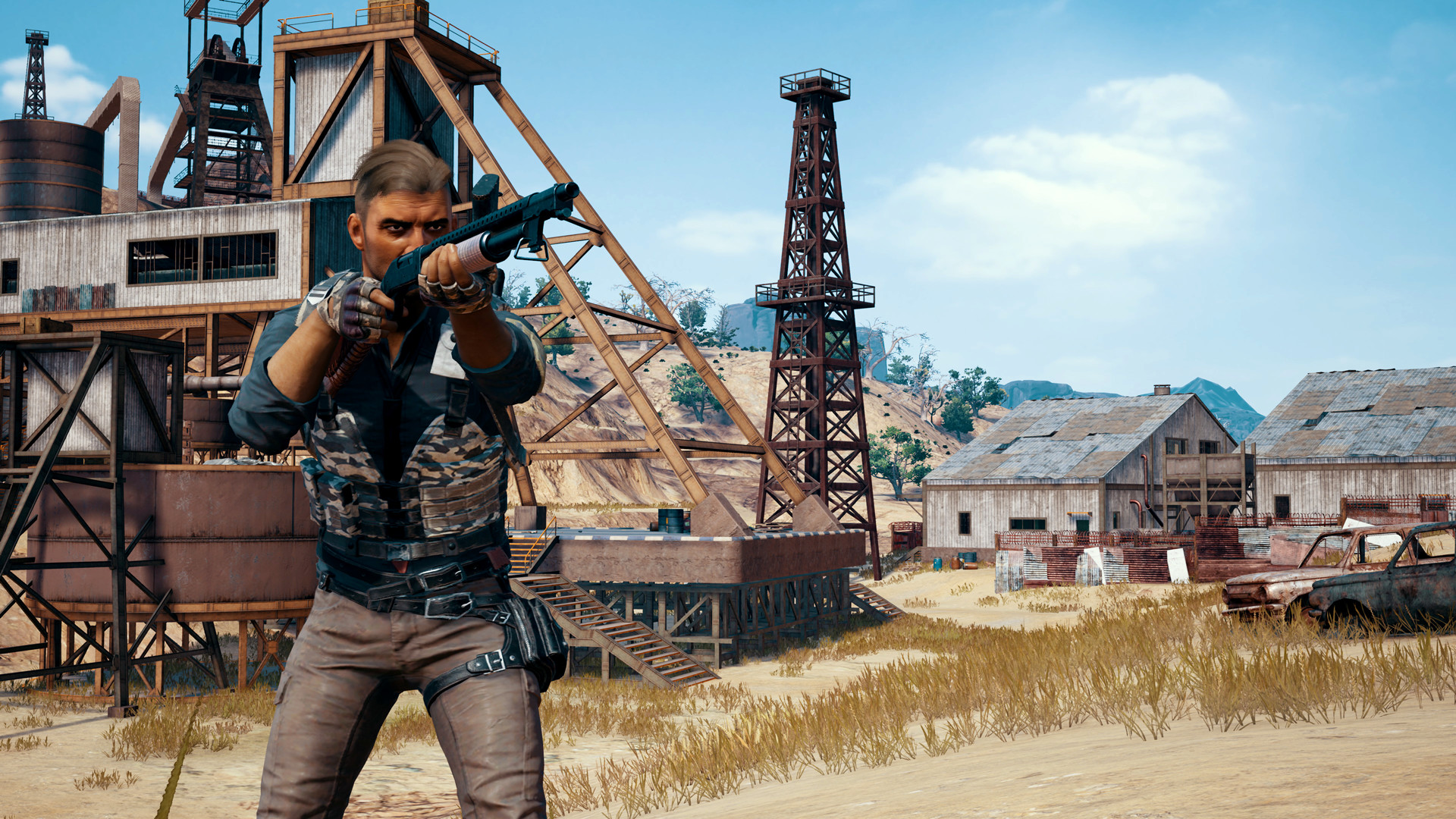 PUBG coming to the PlayStation 4