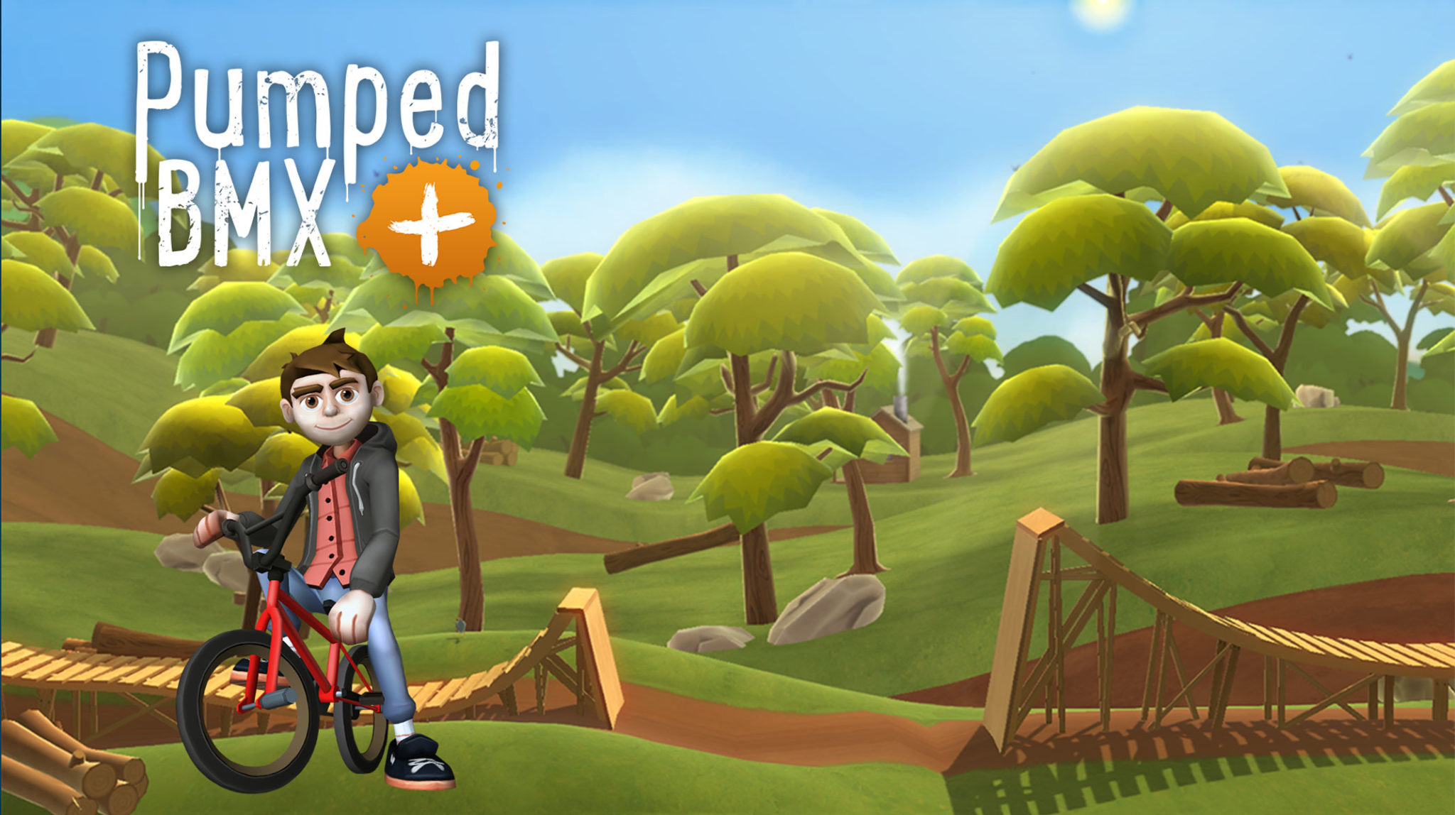 Play Pumped BMX 3 to find out