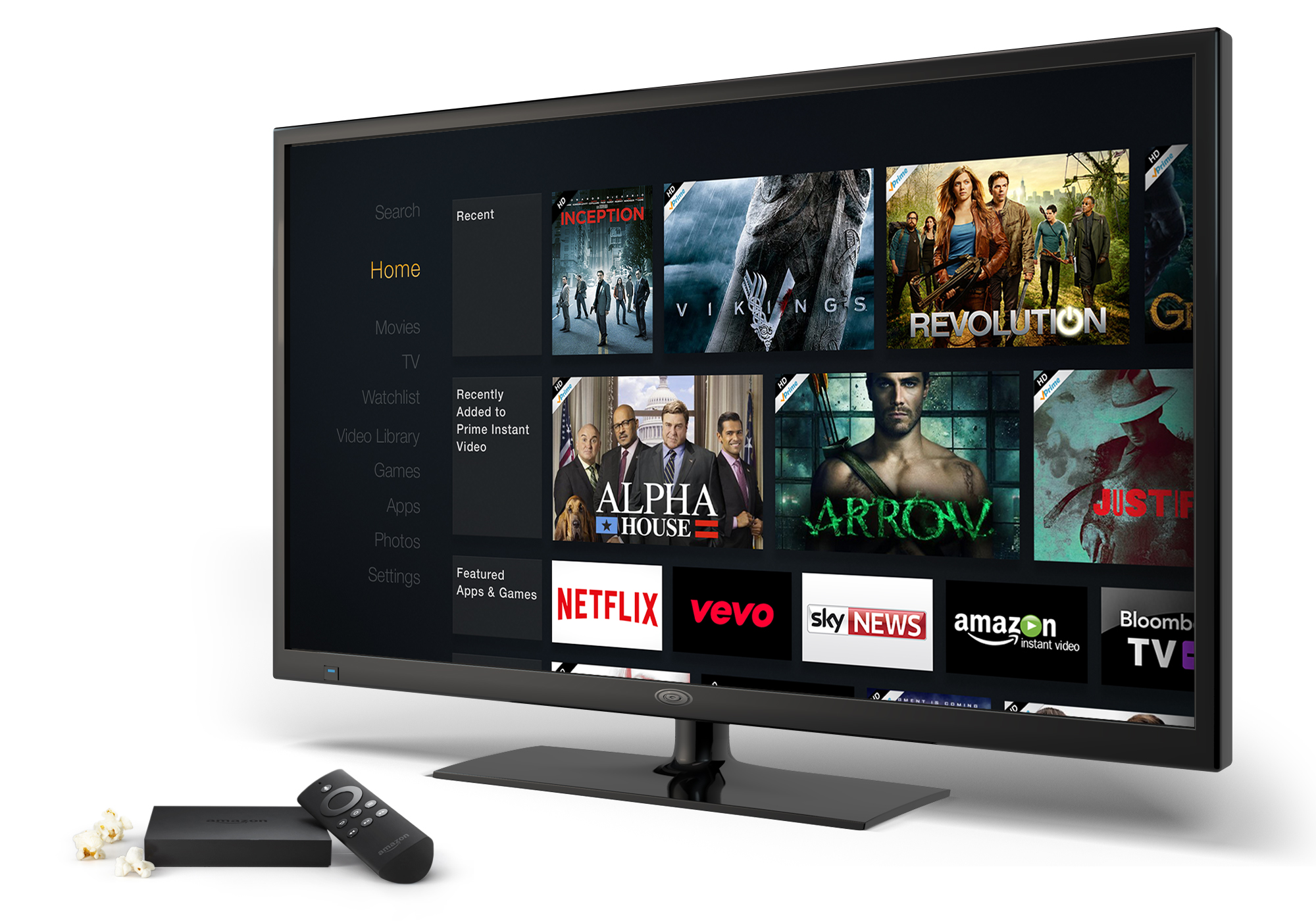 Majority Smart TVs feature an Ethernet port and built-in Wi-Fi support