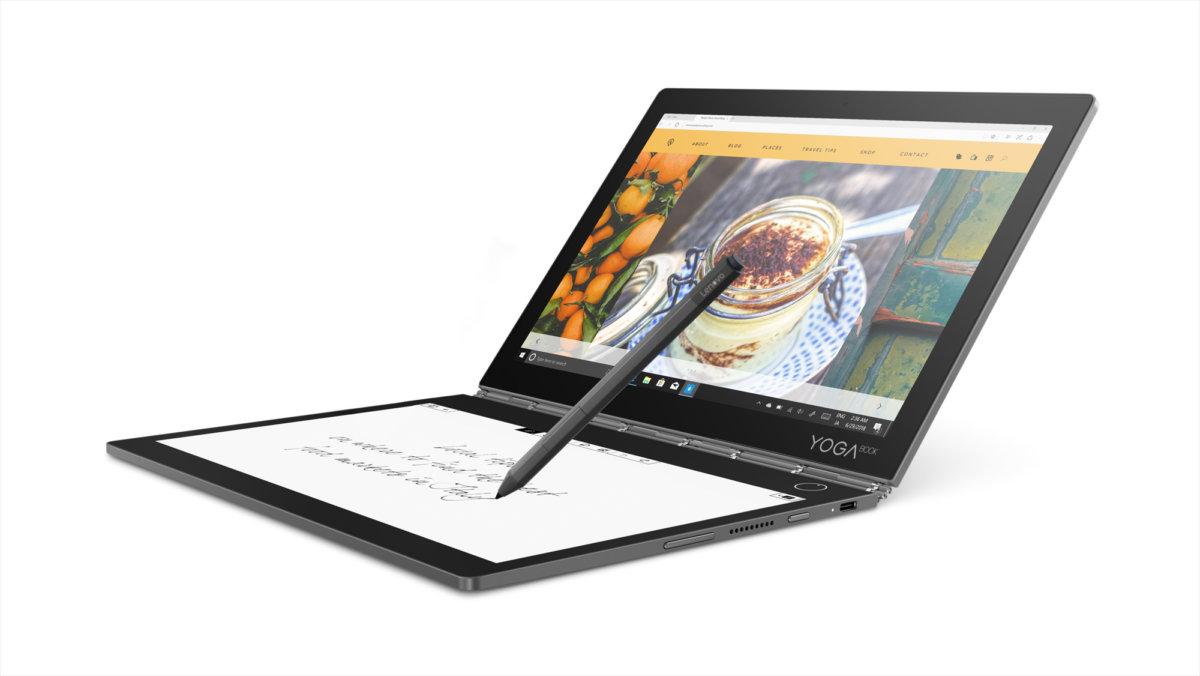 Review of Lenovo Yoga Book