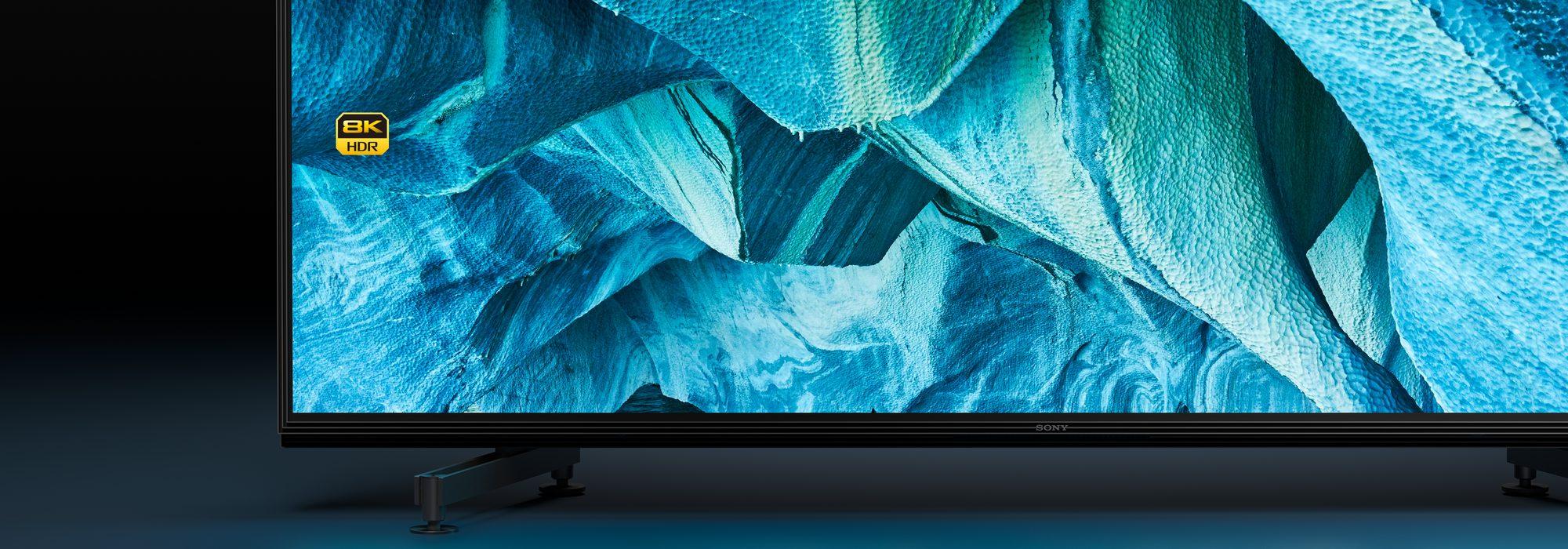 Sony Bravia Kd-65x8500d Led 4k Tv Vs Display