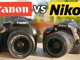 Canon vs Nikon Which One is Best