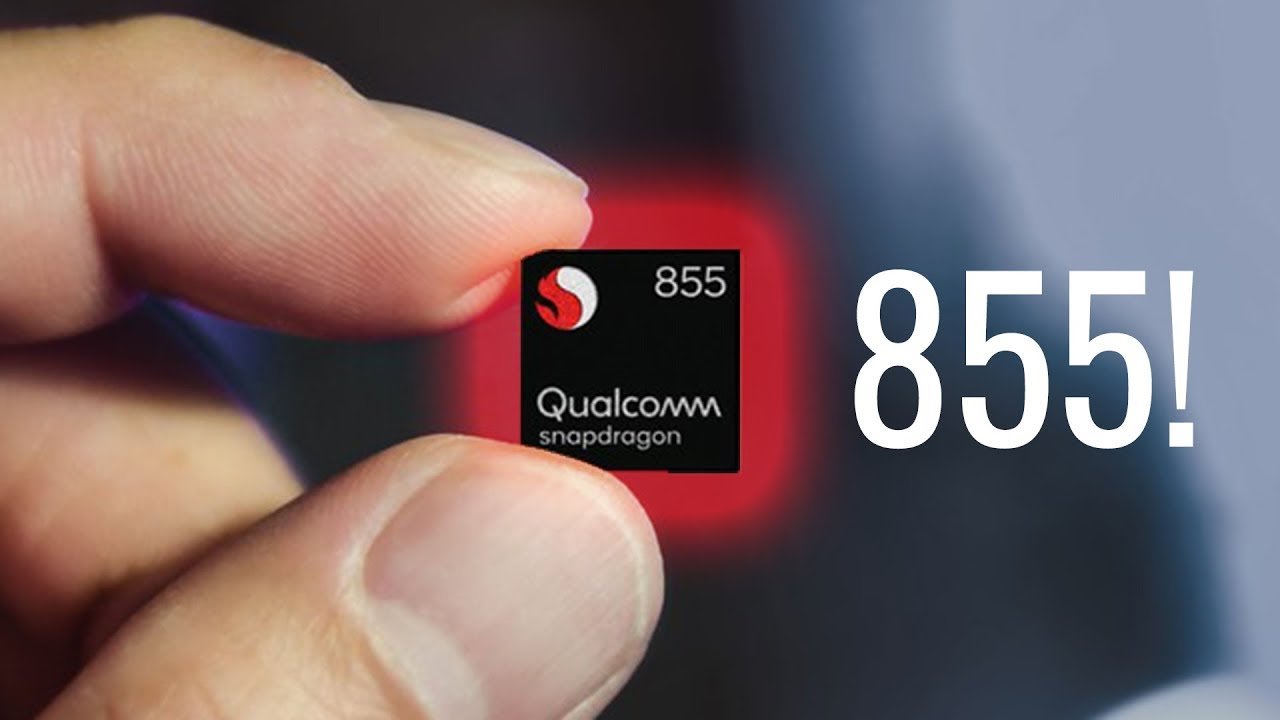 Qualcomm's Snapdragon 855 Promises