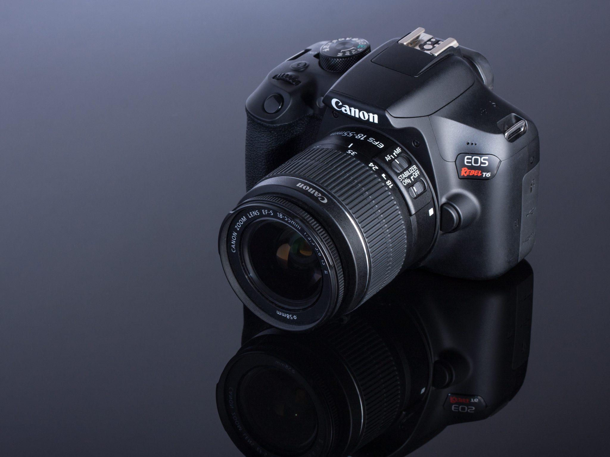 Canon DSLR reviews