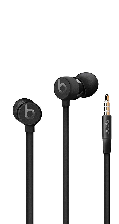 Beats urBeats3 Earphones with Lightning Connector – Black