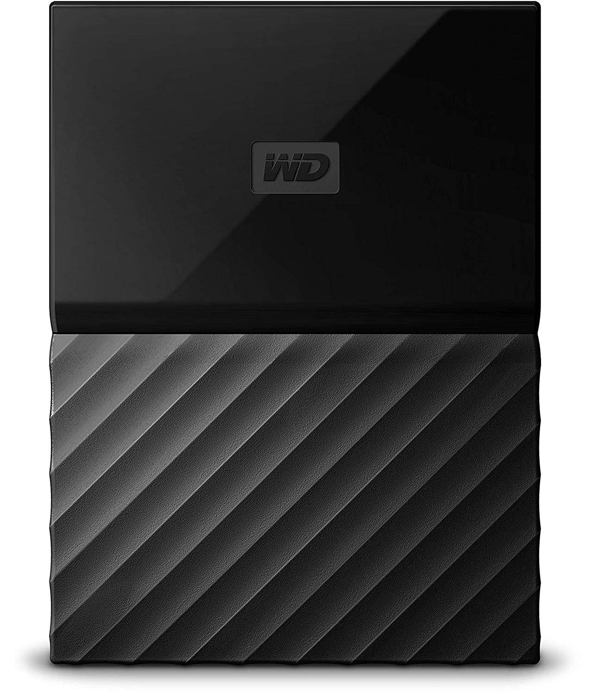 Western Digital 4TB Black My Passport Portable External Hard Drive