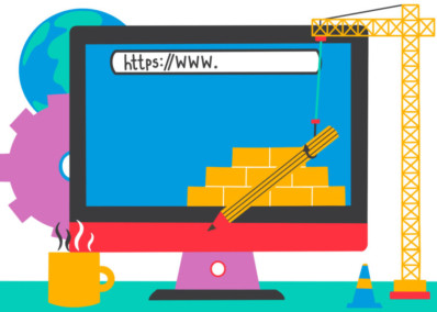 Tips For Building Your First Website