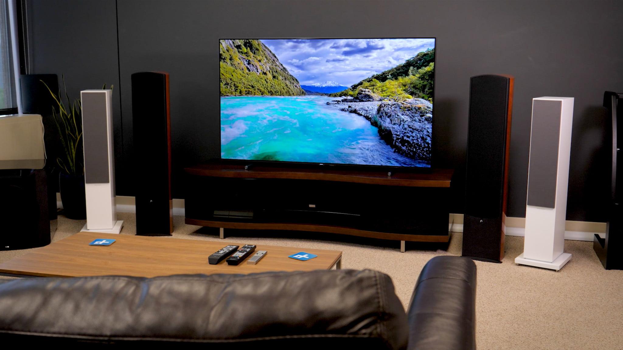 4k tv Fine Tuning