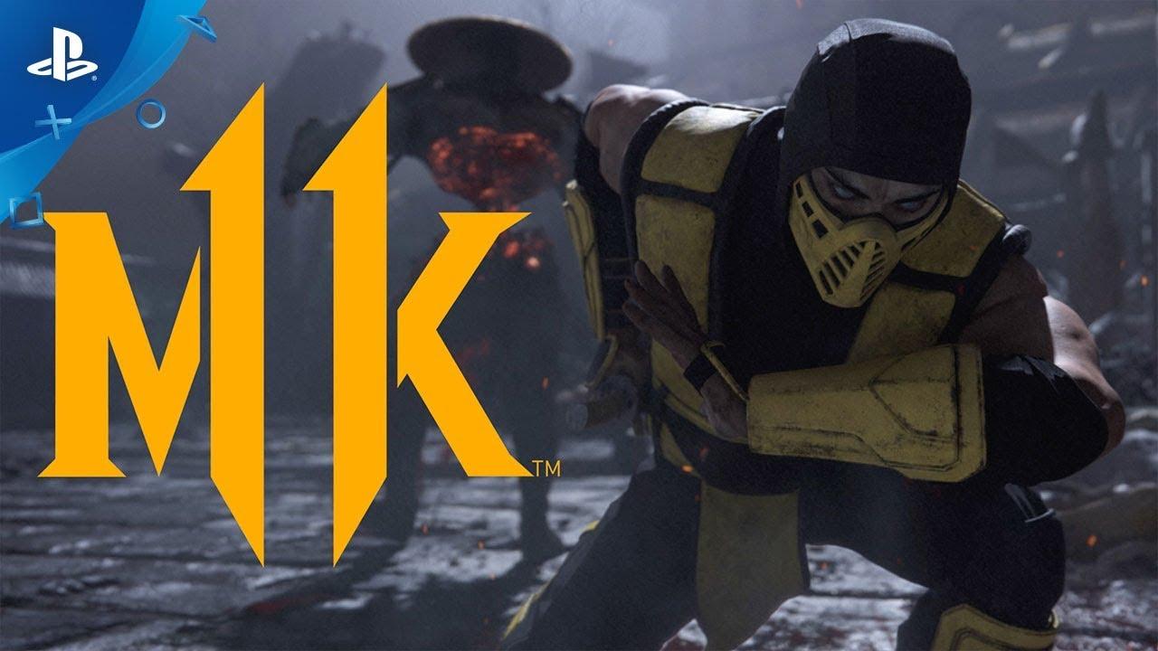 Mortal Kombat 11 tutorial