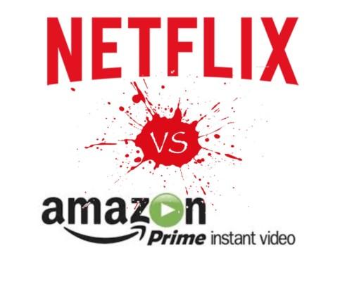 Netflix vs Amazon Prime TV