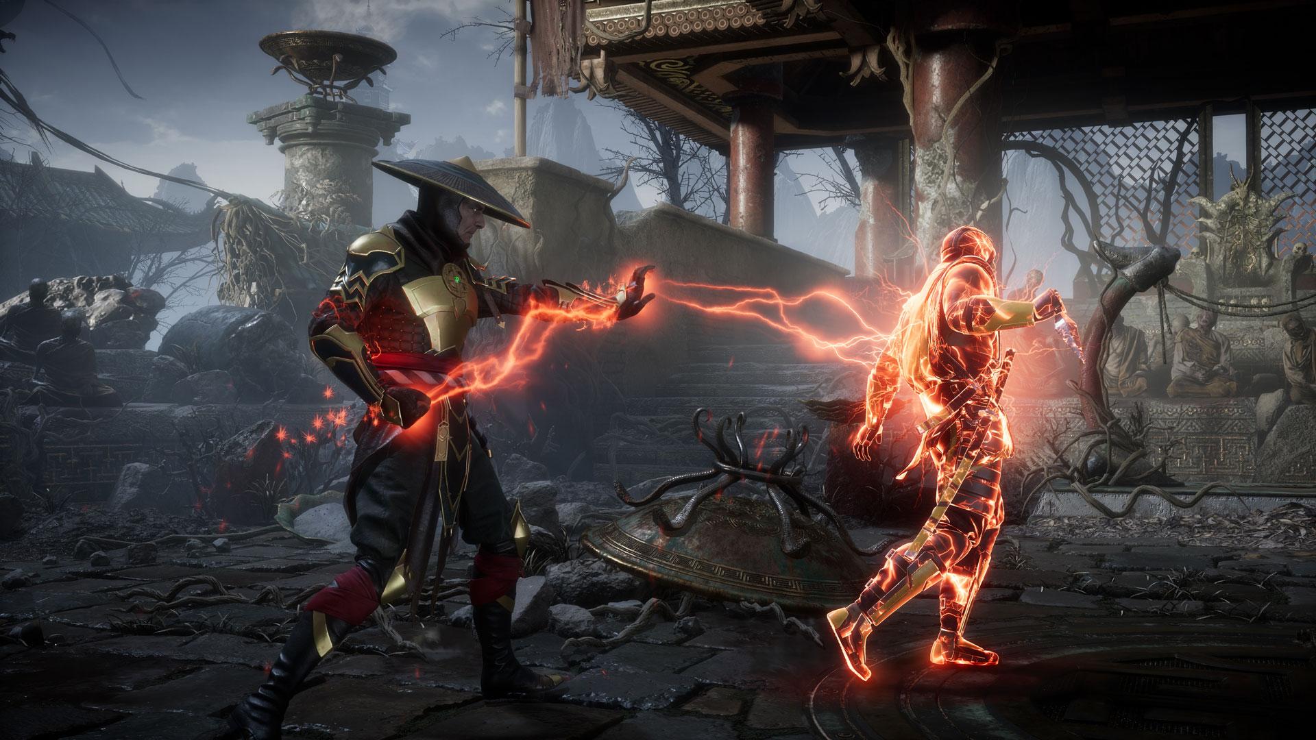 Play Mortal Kombat 11