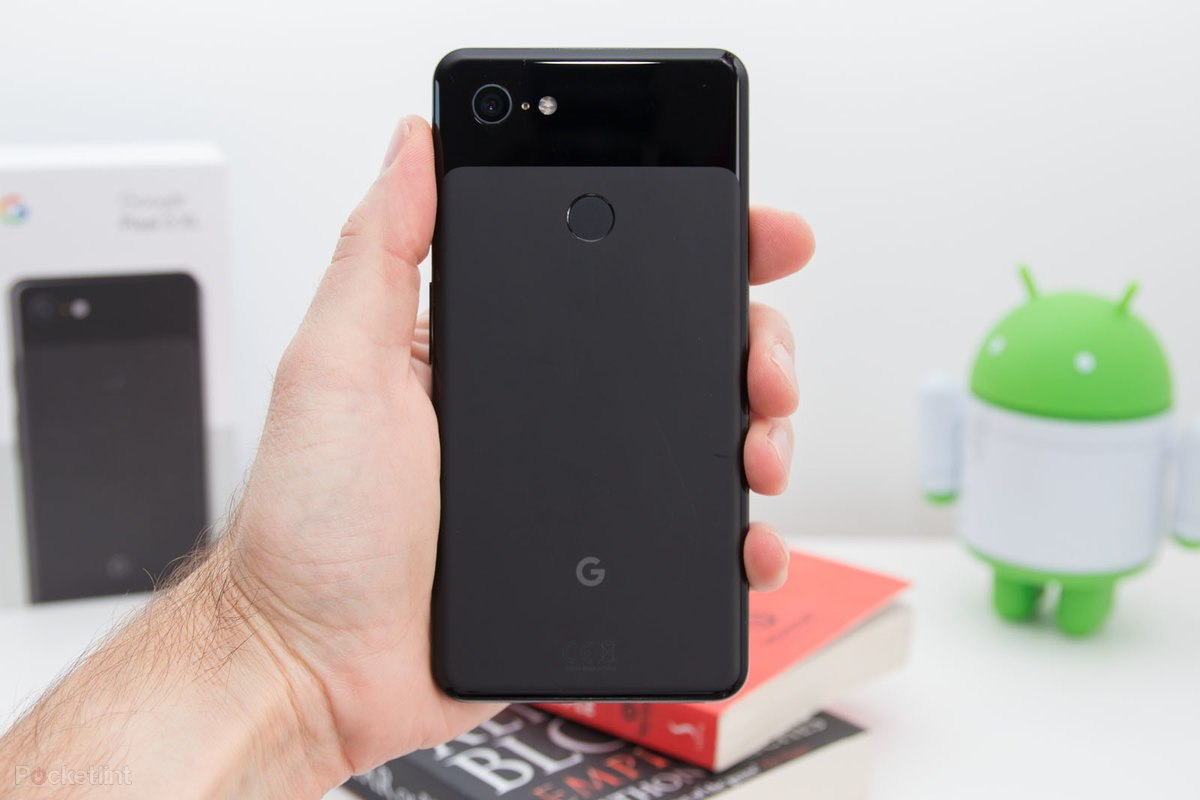 New Google Pixel 3 and 3XL