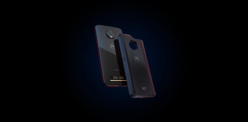 Moto 5G technology