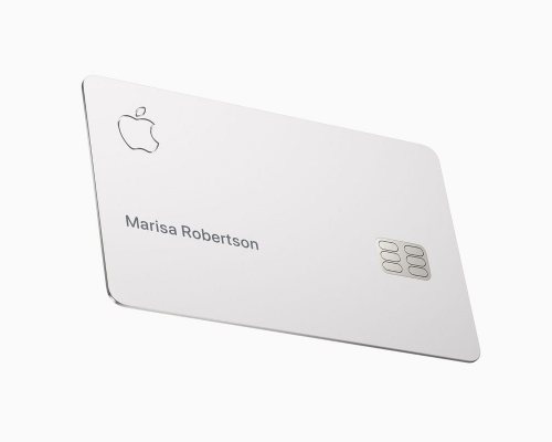 Apple Card with Innovative Features Coming in August 2019