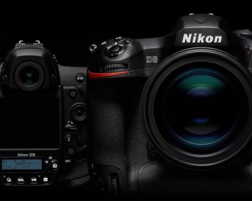 D6 Digital SLR Camera: The New Flagship Camera from Nikon