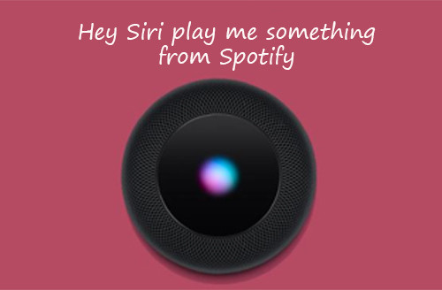Apple Users Have Reason to Rejoice. Siri will play through Spotify