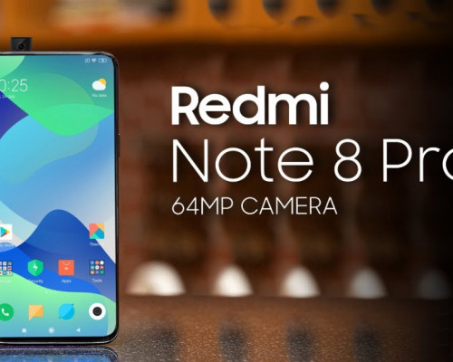 Xiaomi Redmi Note 8 Pro Comes with Better Battery Life Performance