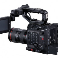 Canon EOS C500 Mark II with Future of High-Speed Image Data Capture